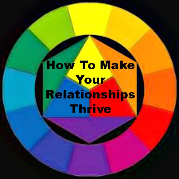 how to make a relationship thrive
