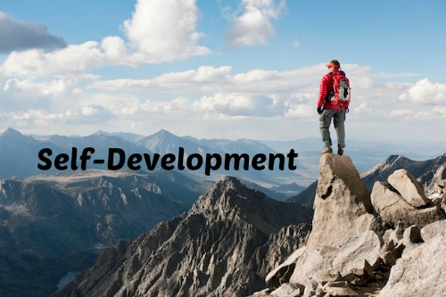 self development with growth of love