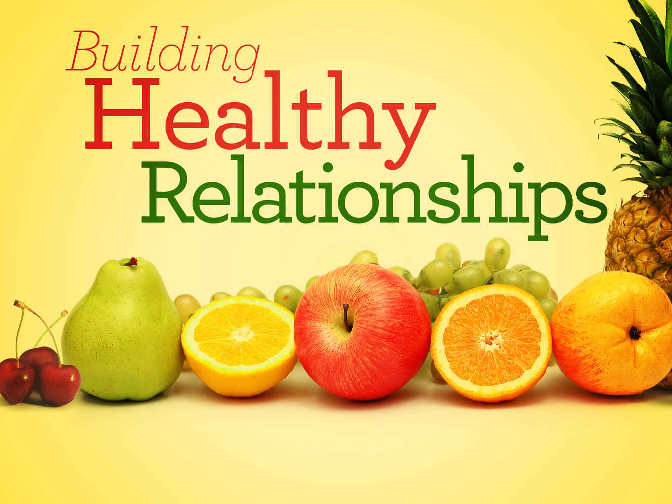 building healthy dating relationships During adolescence, young people learn how to form safe and healthy relationships with friends, parents discover how dating can be a healthy part of development.