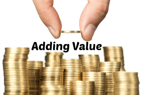 how to add value to array vakue