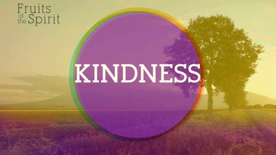 Daily reading kindness life palette for Fruit of the spirit goodness craft