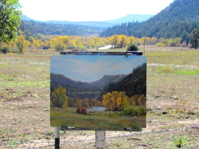 Art, Artist, Original Oil painting, Artisan Jeff Love composition